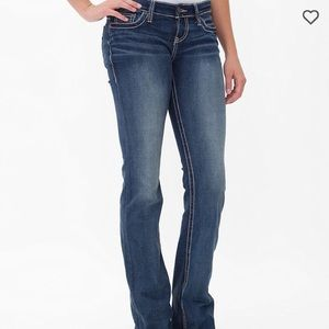 BKE Sabrina Boot Short Low Rise